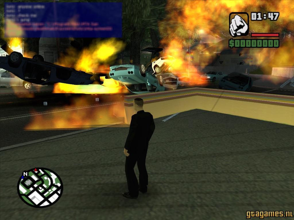 mega explosie