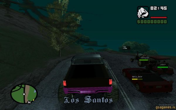 MTA:SA Deathmatch Preview Screenshots