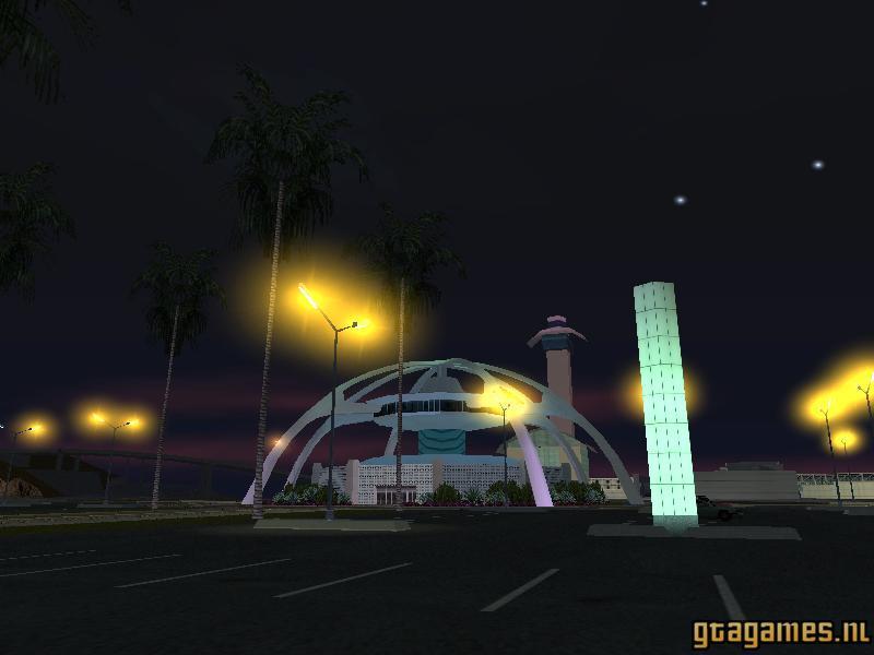 Los Santos Airport
