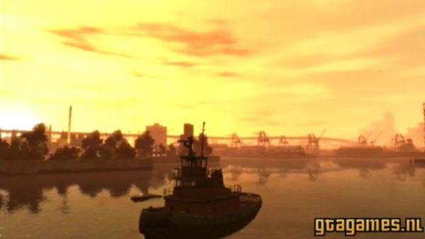 Screenshots van GTAGames.nl