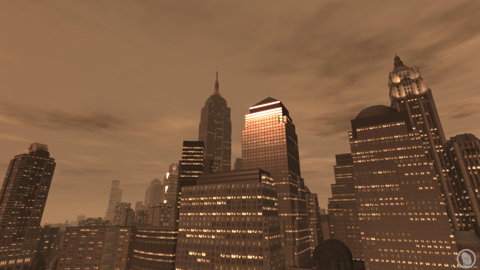 Downtown by Sundown