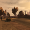 Steinway Sunset