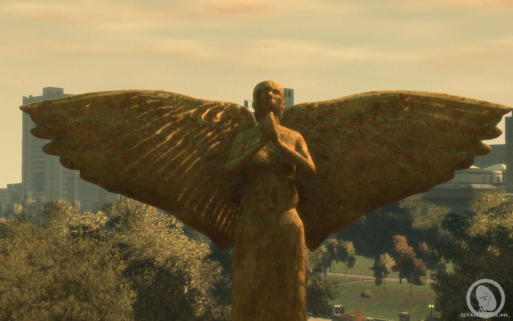Angel in Middle Park