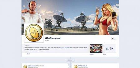 Like GTAGames.nl op Facebook