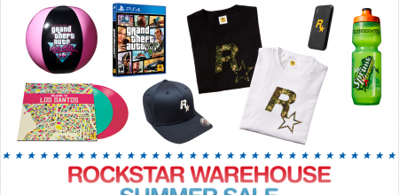 Rockstar Warehouse Summer Sale!
