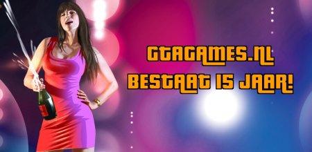 GTAGames.nl bestaat vijftien jaar - Doe mee aan de festiviteiten