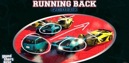 Running Back Remix nu beschikbaar op GTA Online