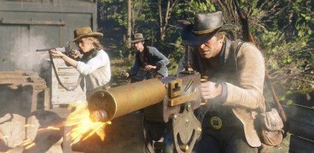 Nieuwe Red Dead Redemption II preview en screenshots