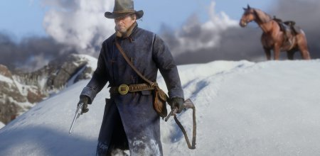 Red Dead Redemption 2 Wapens, Dead Eye en nieuwe screens!