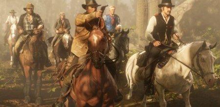 NOS telt het aantal ontwikkelaars van Red Dead Redemption 2