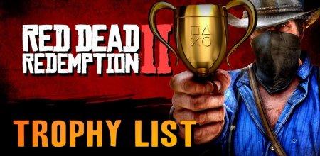 Achievements/Trophies voor Red Dead Redemption 2 uitgelekt