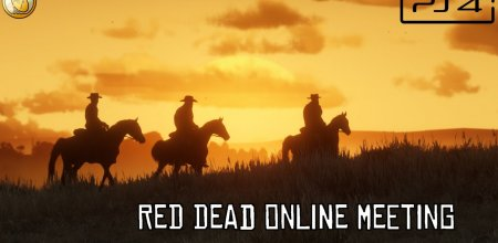 22 december: Red Dead Online meeting