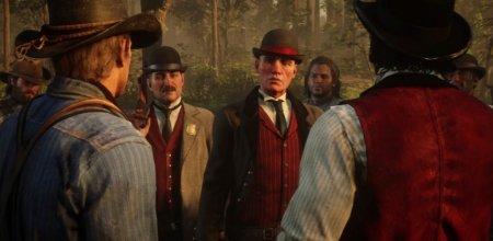 Rockstar Games in gevecht met de Pinkertons