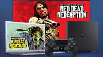 Red Dead Redemption beschikbaar via PS Now
