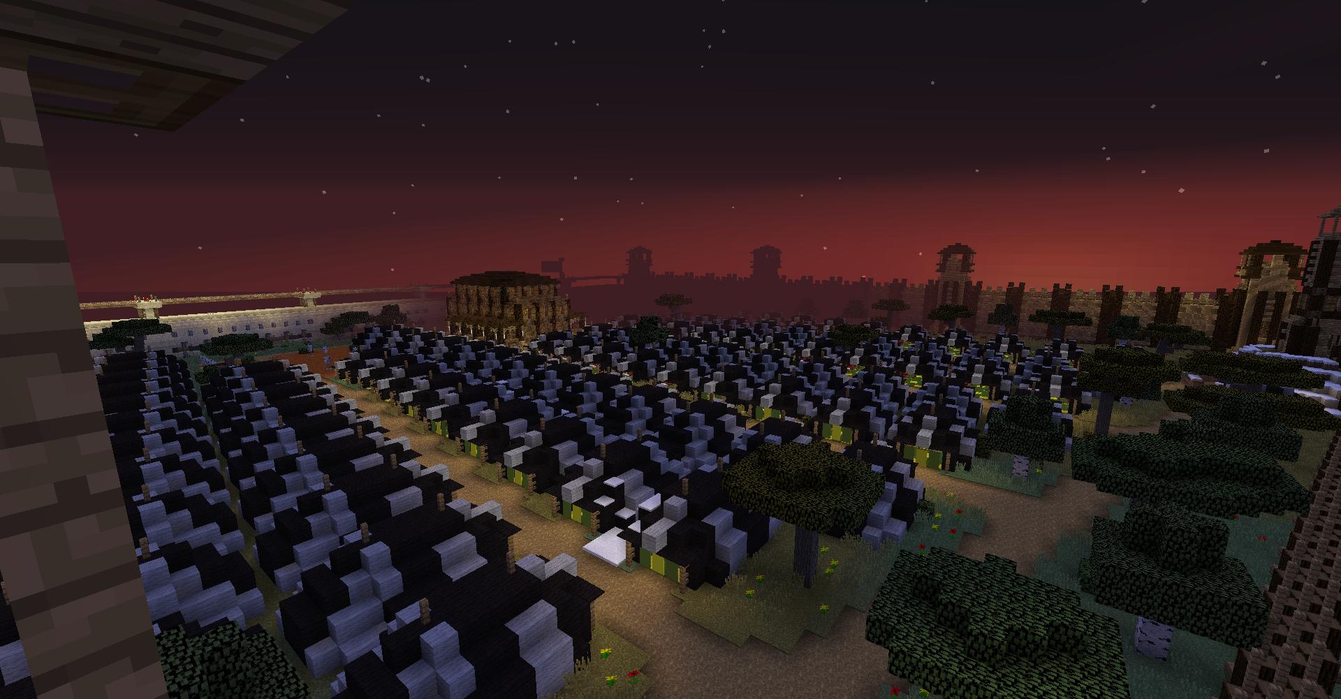 Phoenyxar Minecraft Map
