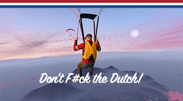 Don't f#ck the Dutch petitie GTA Online meer Nederlands