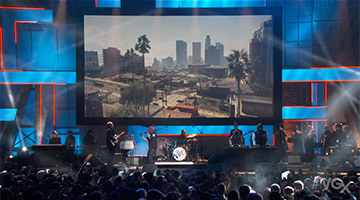 GTA5 wint VGX Game of the Year!
