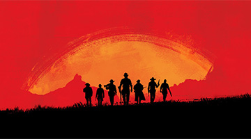 Nieuwe Red Dead Redemption Artwork?!