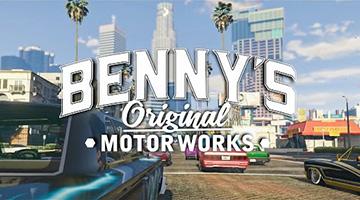 bennys original motor works carousel