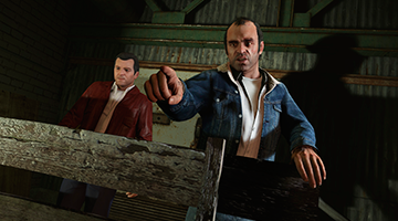 GTAV PC trailer later deze week