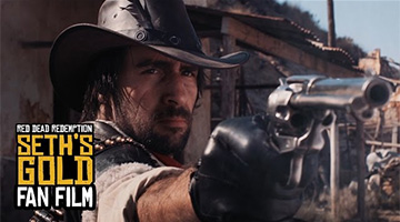 Spanjaarden maken Red Dead Redemption film!