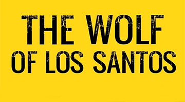 Trevor is een ster in de film The Wolf of Los Santos!