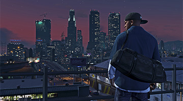 Nieuwe Grand Theft Auto V PC Screenshots!