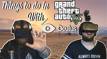 oculus rift carousel