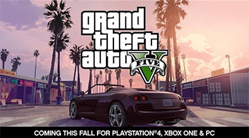 Rockstar Games GTA5 next gen
