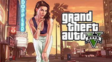 GTA5 next-gen trailer playstation 4