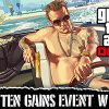 Ill gotten gains event 2 carousel