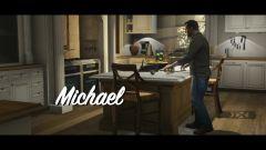 Screencaps van de derde trailer: Michael