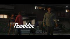Screencaps van de derde trailer: Franklin