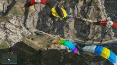 Screencaps van de Grand Theft Auto: Online Gameplay Video
