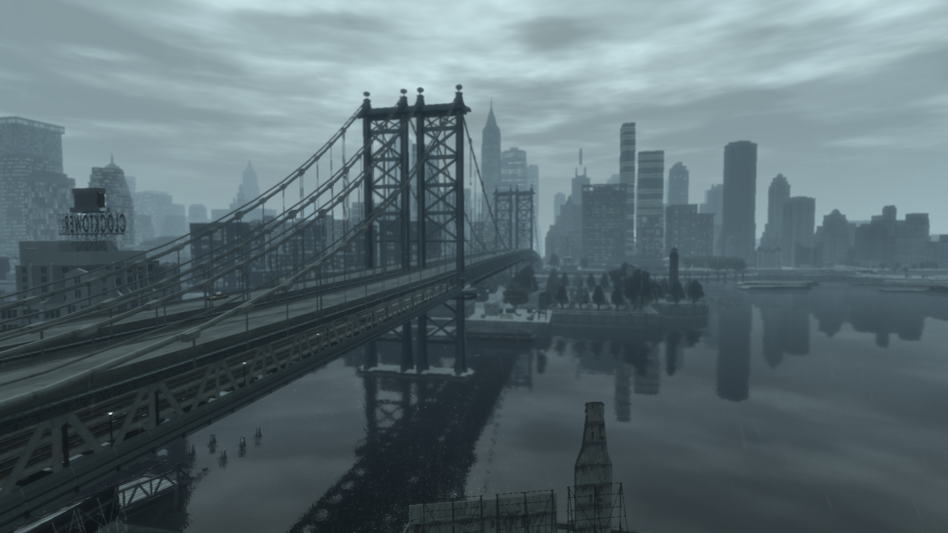 Skyline Liberty City