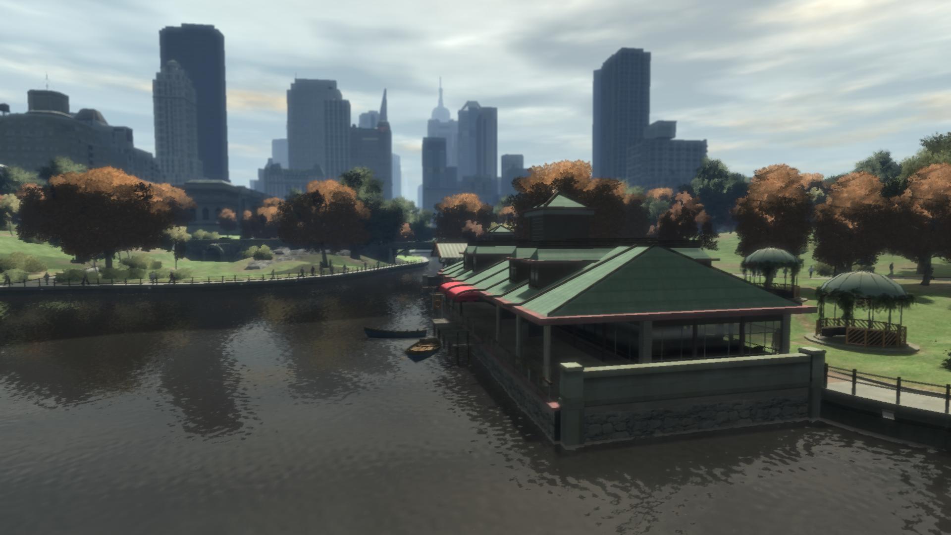 Middle Park boten