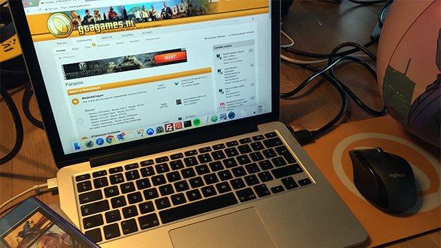 IPB4 laptop