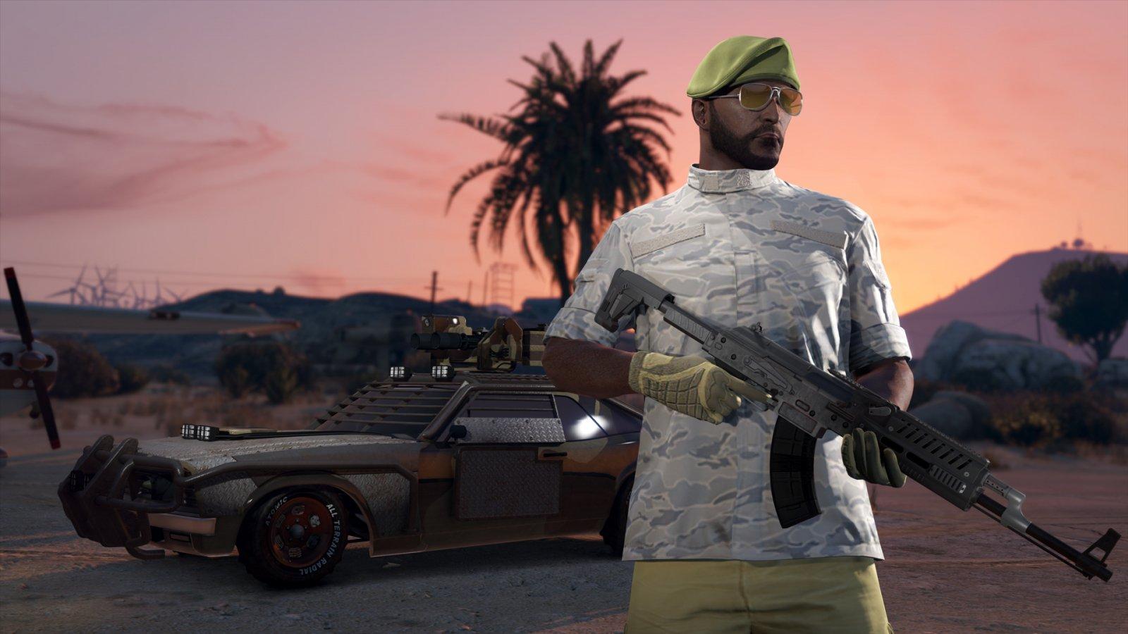 GTA Online Gunrunning 6