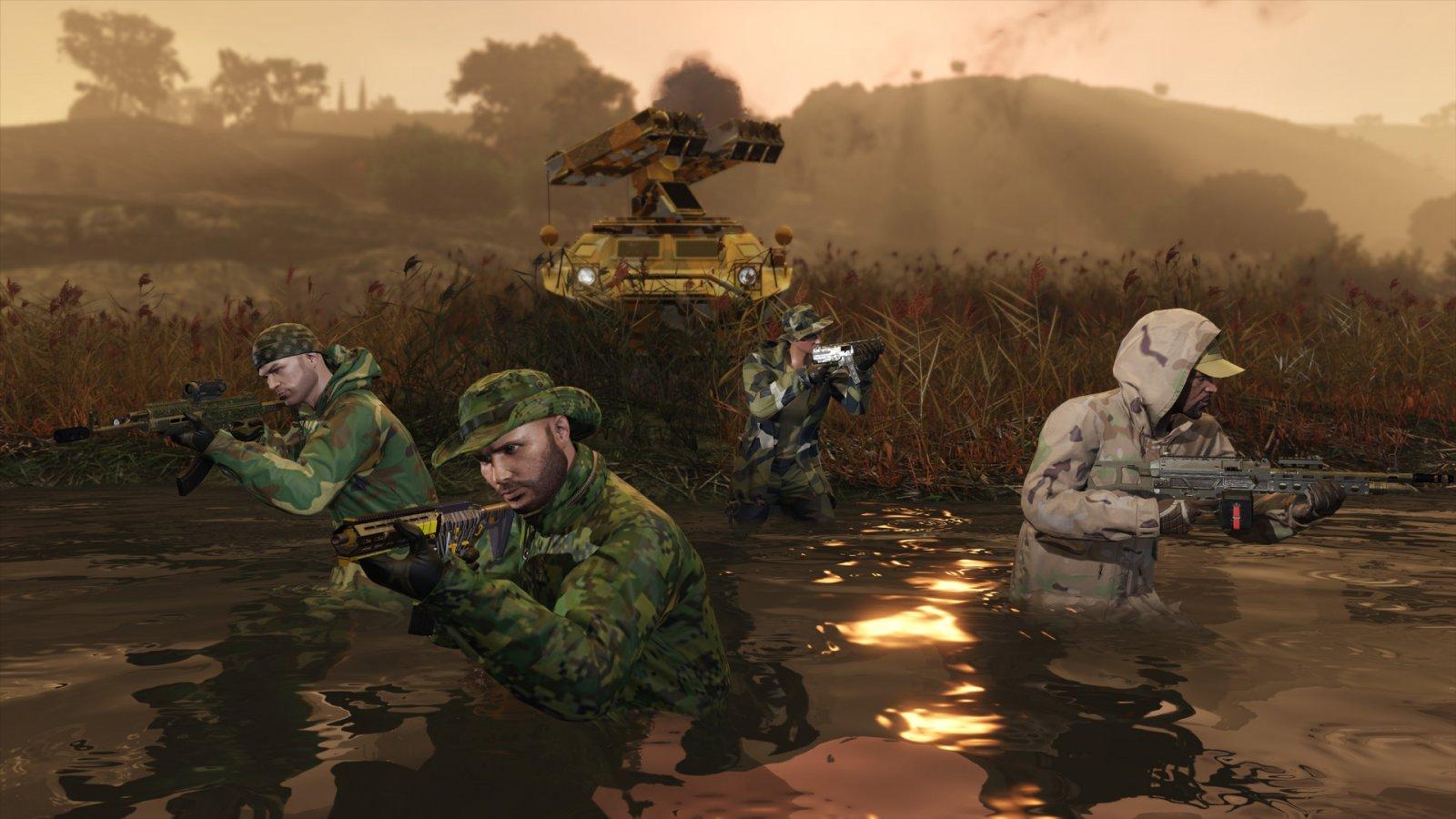 GTA Online Gunrunning 16