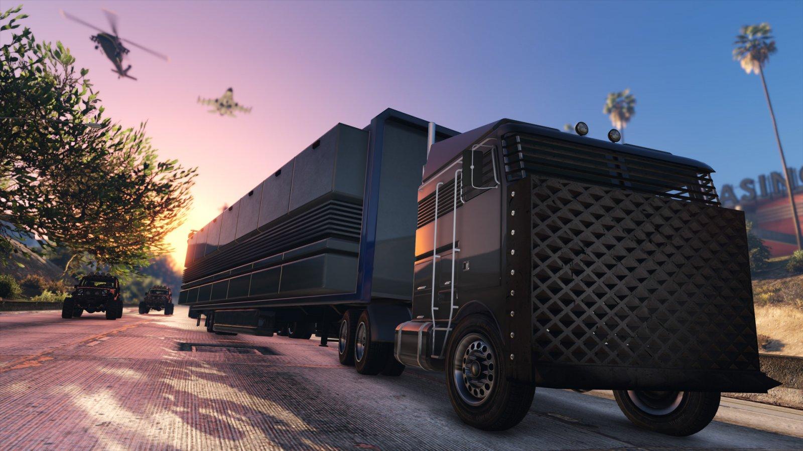GTA Online Gunrunning 19