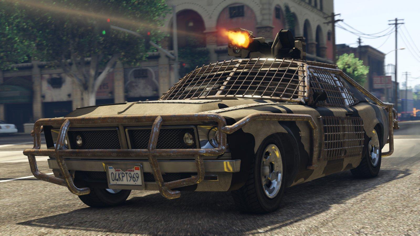 GTA Online Gunrunning 18
