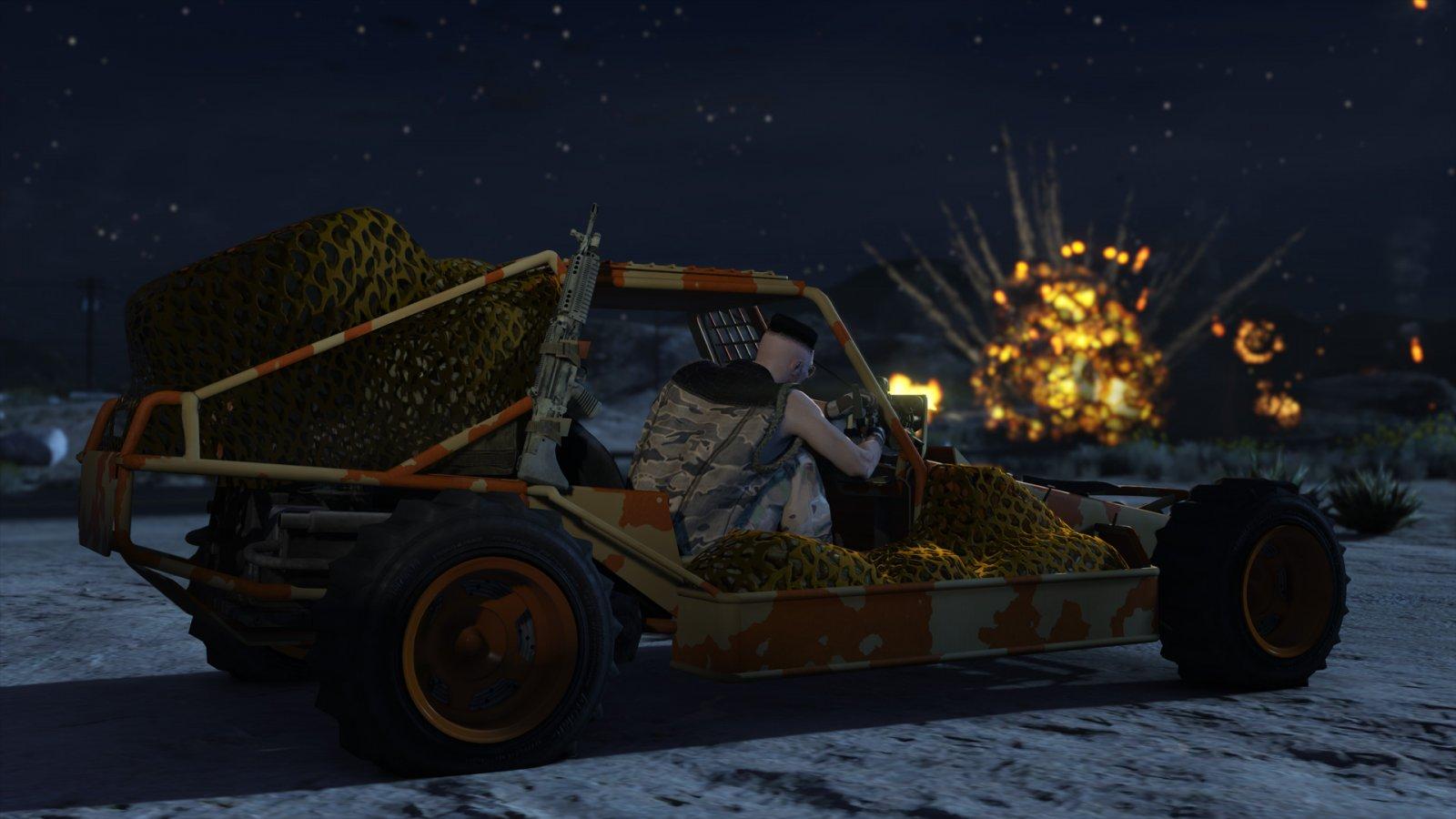 GTA Online Gunrunning 7