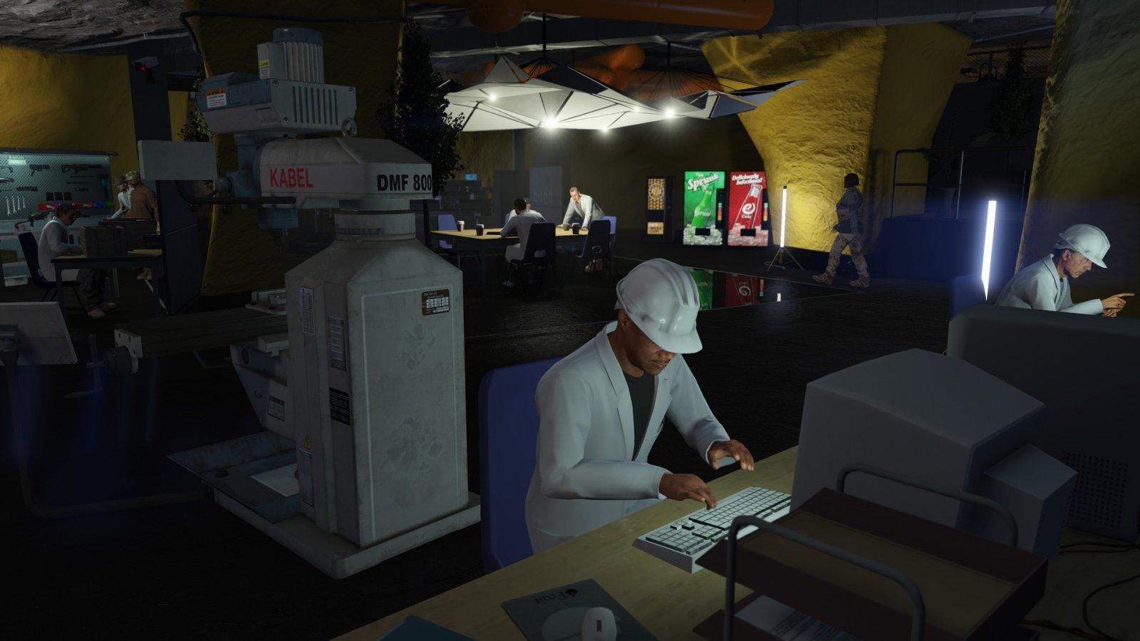GTA Online Gunrunning 10
