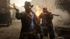 Red Dead Redemption 2 preview screenshots